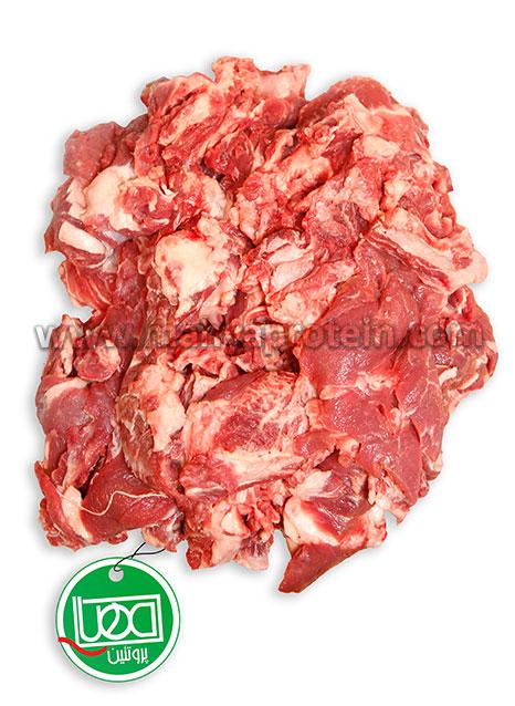 توبوز شرائح لحم بيت كلاوي عجل