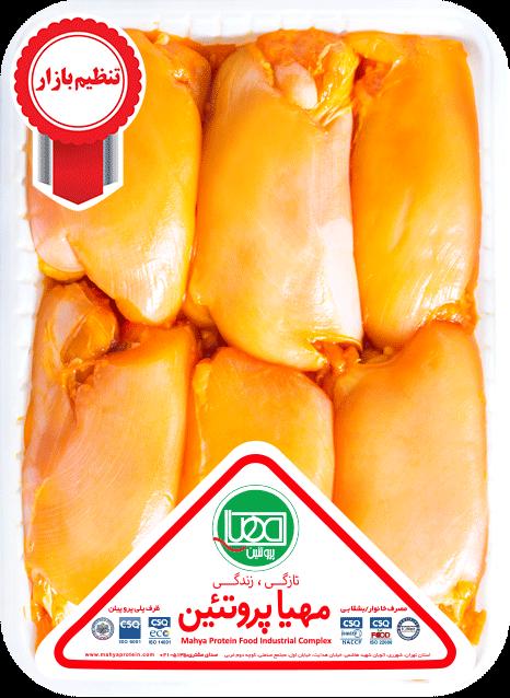 شيش طاووق فخذ دجاج بالزعفران